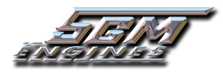 Logo sgm Severi Racing Kart