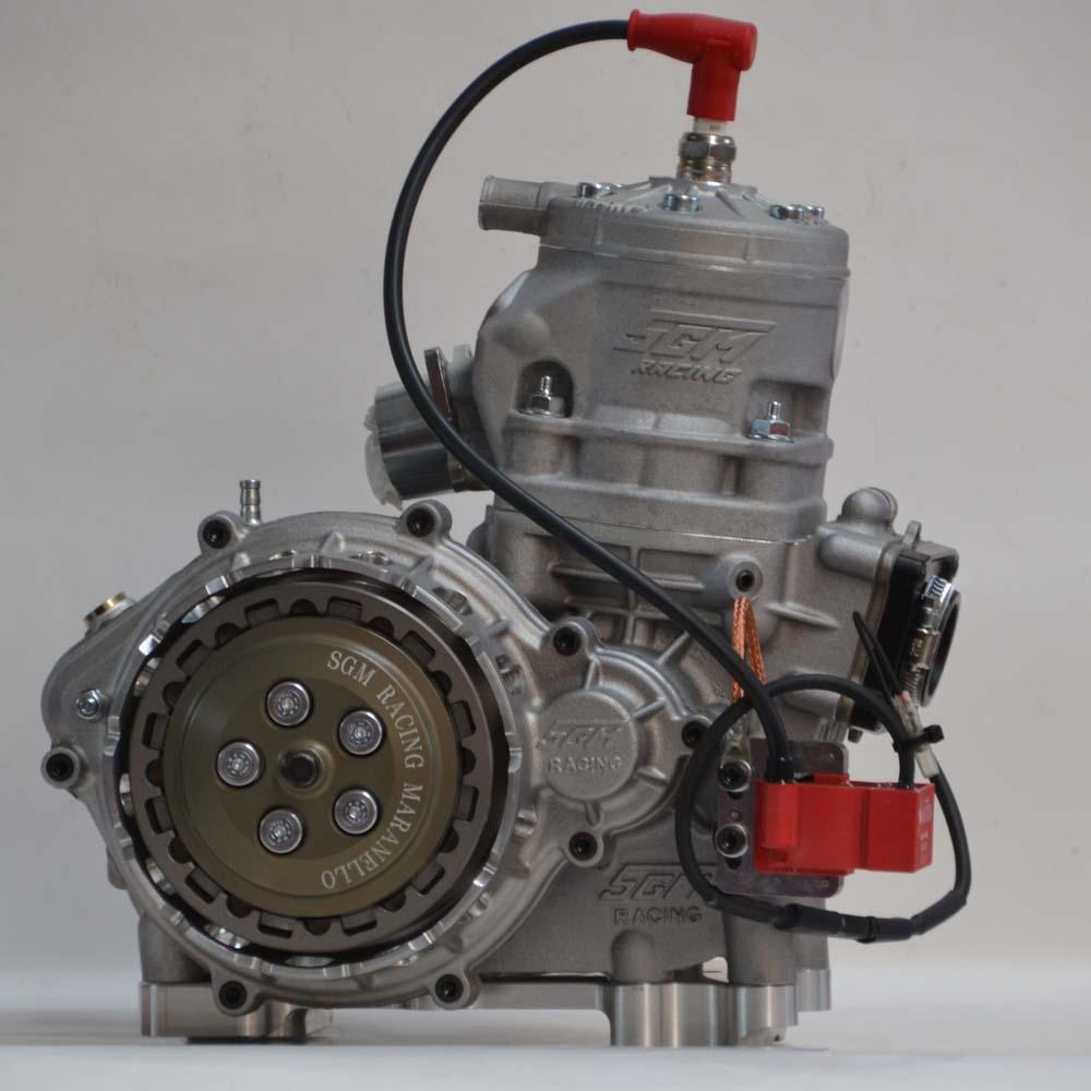 SGM VELOX Go-Kart e Motori - 125cc SR216X