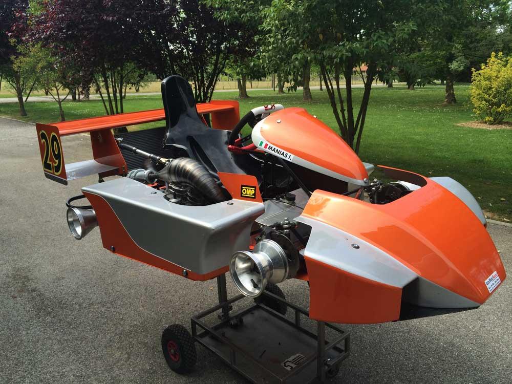 SGM VELOX Go-Kart e Motori - 250 cc Superkart