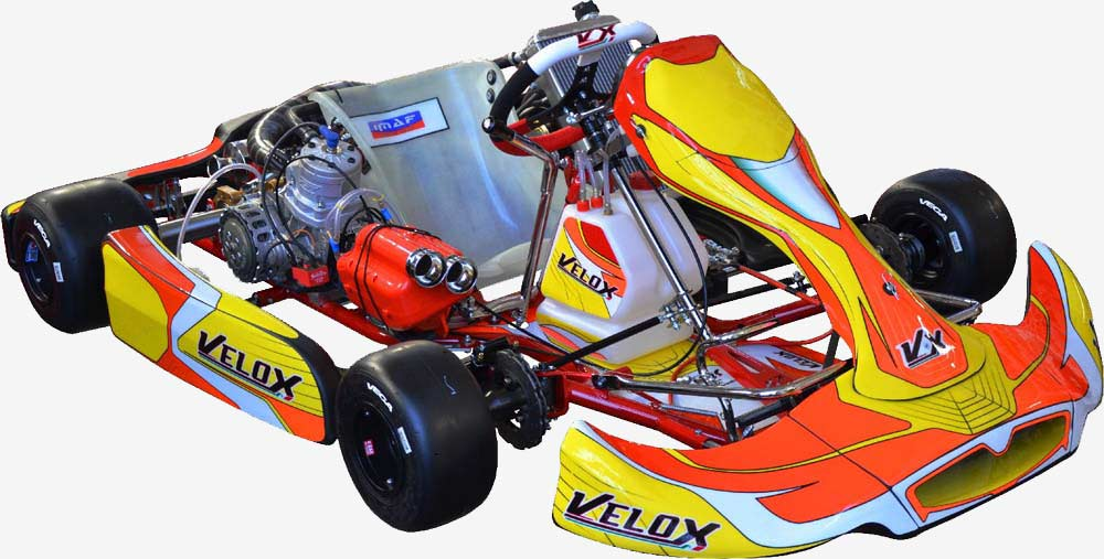Go Kart Racing Pa >> SGM VELOX Go-Kart e Motori - Go-kart KZ